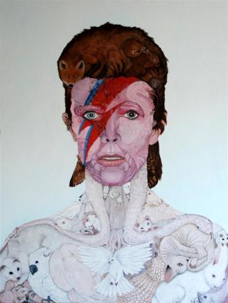 Anthropomorphic Bowie