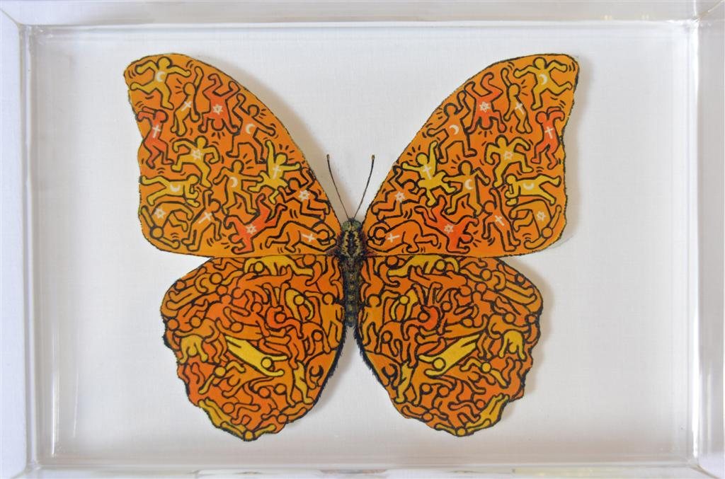 Righteousness Butterfly