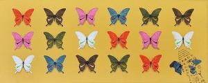 Nike Butterflies