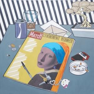 L'evenement Vermeer