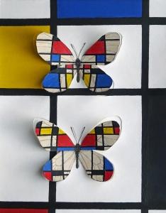 Cithaerias Mondrianis